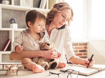 ورشة إدارة الوقت للأمهات