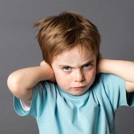 طفلي عنيد- ورشة حول العناد ونوبات الغضب لدى الأطفال